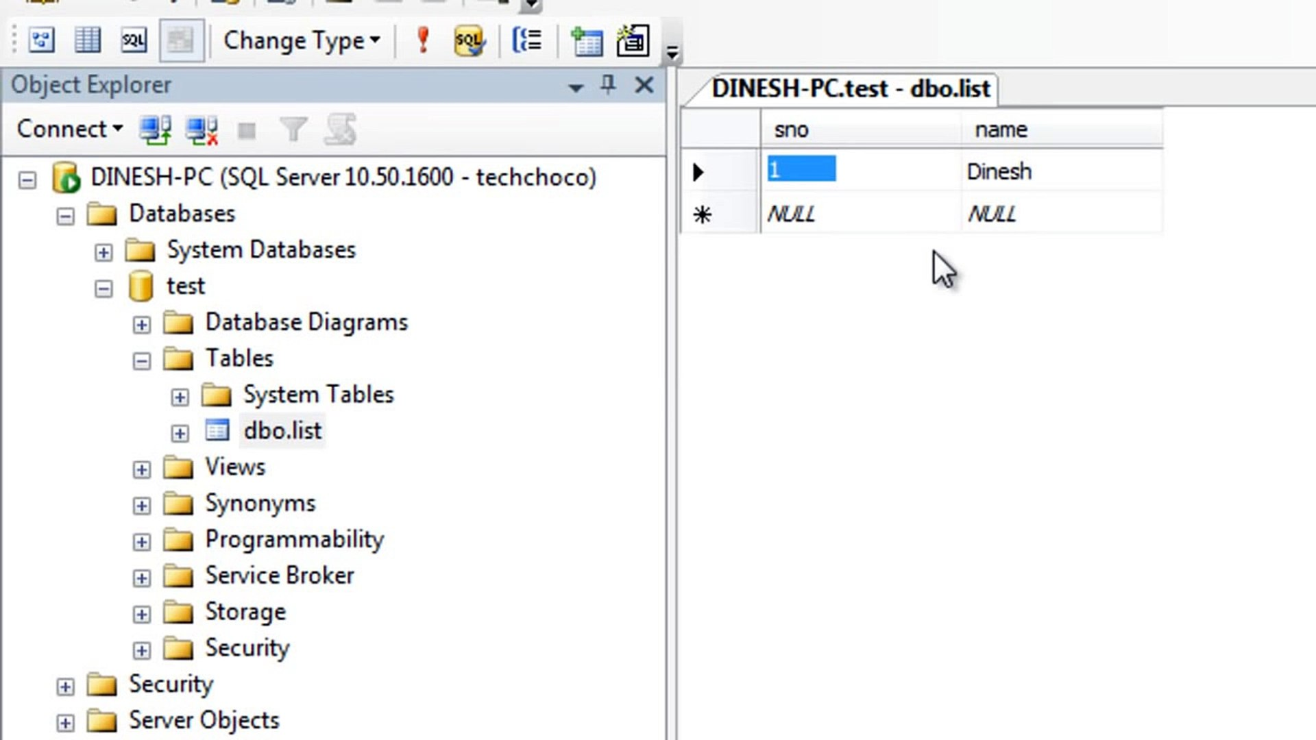 Grant/Deny Access to a Database for a user in SQL server