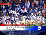 Lightning System Protects Players, Fans