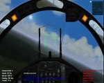 Massive dogfight F-15 Eagle vs Mig-23 Flogger and Mig-21 Fishbed (Strike Fighters 2)