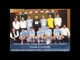 Amateur Lyon Futsal - Cournon Futsal 32ème de finale coupe nationale 2011-2012