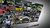 Une course hallucinante entre une Ferrari 458, une F430 Spider et une motoneige