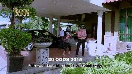 Misi Rayyan Dan Danish: Jangan Ambil Rumah Kami Trailer