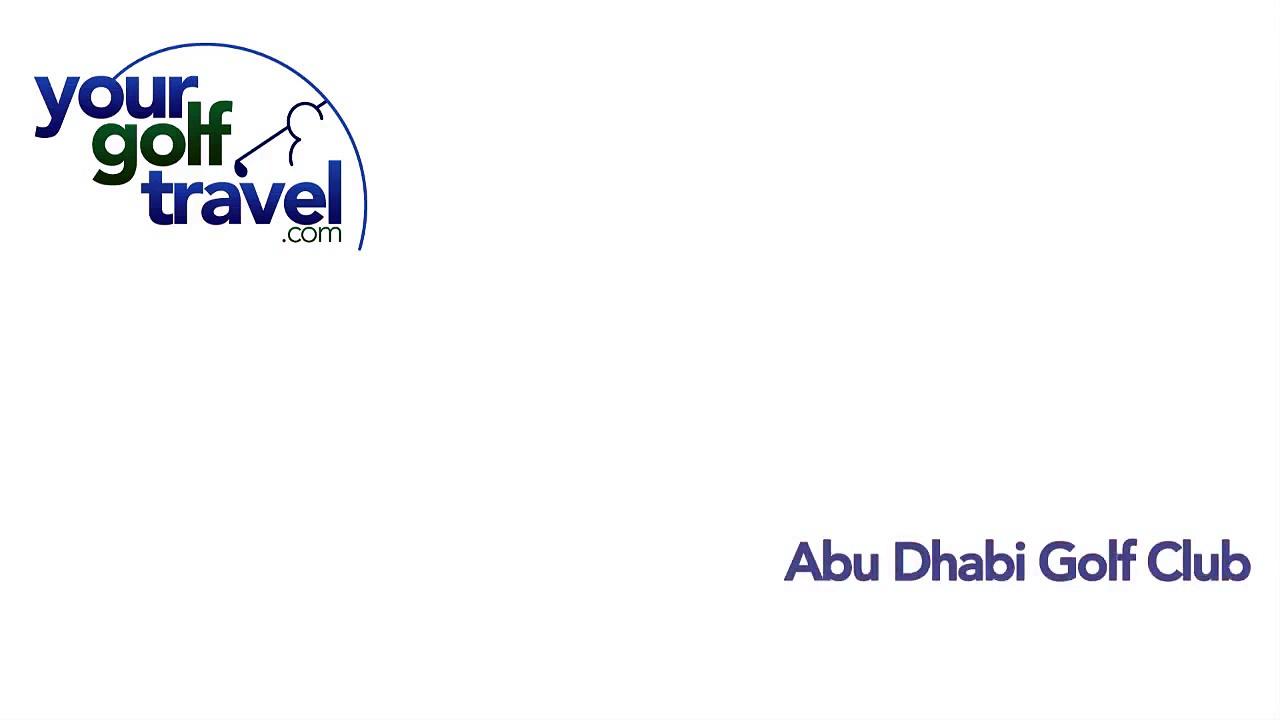 Abu Dhabi Golf Club – Par 3 12th Hole with Your Golf Travel