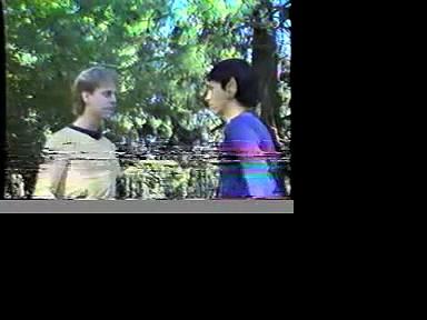 Star Trek Star Wars Crossover 1983