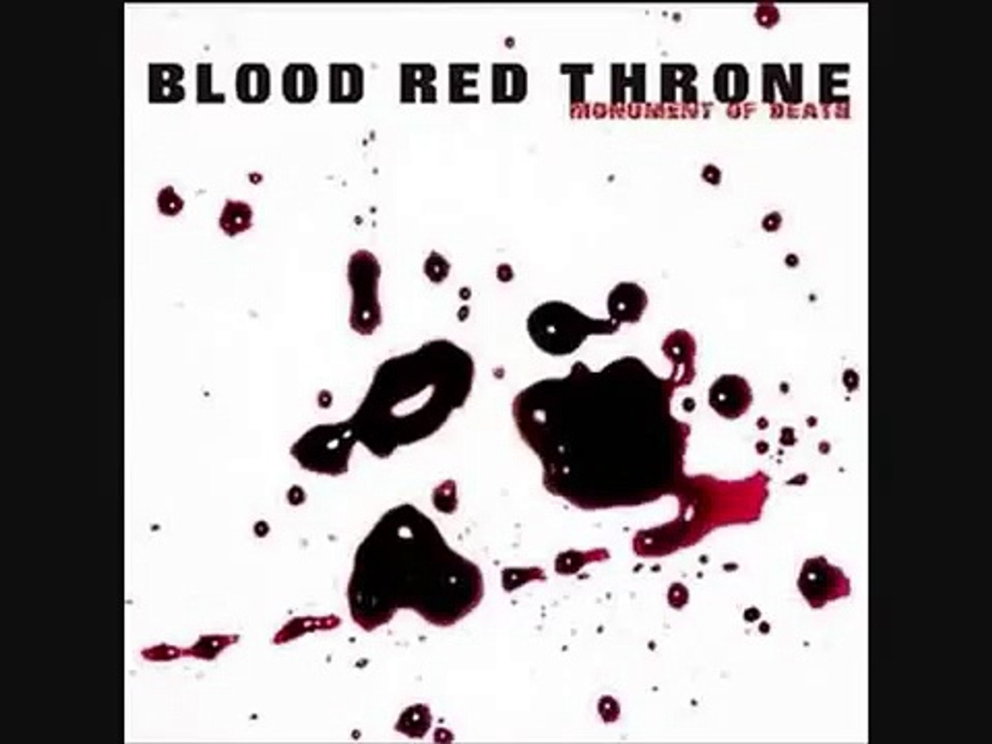 Blood red throne-Path of flesh 09