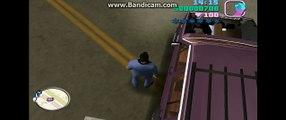 Прохождение Grand Theft Auto Vice City На дороге миссия 4
