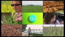 Produits bio : de la ferme bio à la restauration collective (Minute BIO 2012)