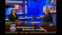 Peter Schiff and Marc Faber Hyper inflation 100% Certainty 2009! Embarrassment