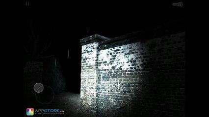 Tiếp tục trải nghiệm Slender Rising 2 trong đêm (phần này có súng)