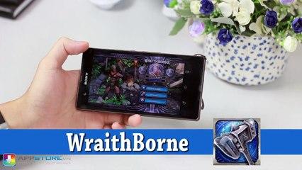 Đánh giá WraithBorne trên Android - AppStoreVn
