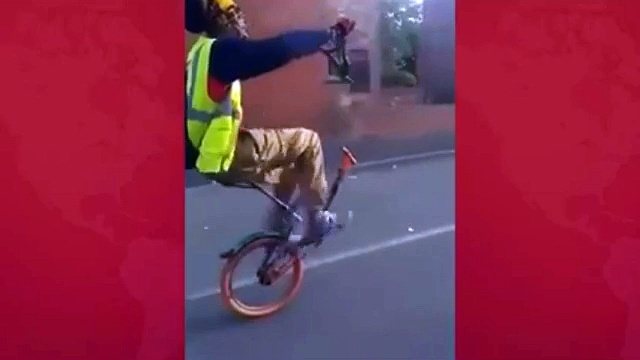 Funny Cycling