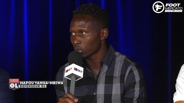 Mapou Yanga-Mbiwa explique le choix OL