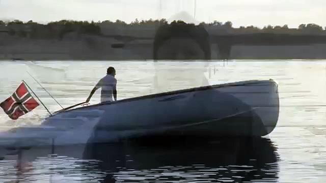 Kebony Boat Decking for Solvik Boats