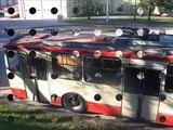 Vilnius Trackless trolley