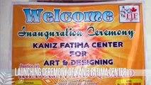 "KANIZ FATIMA GROUP TRANSFORMING DREAMS INTO REALITY ""HUNARAMAND TIMES MAGAZINE"" BY Mr.FARRUKH NADEEM"