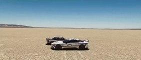 Première sortie pour la BMW 3.0 CSL Hommage R Concept
