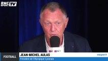 """Olympique Lyonnais - Aulas : """"Platini est le meilleur"""""""