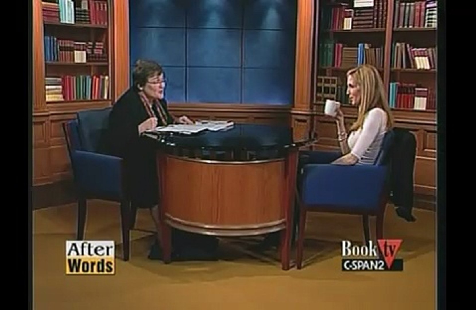 Ann Coulter on CSPAN BOOKTV - Guilty: Liberal Victims and Their Assault on America - Part 6 of 6
