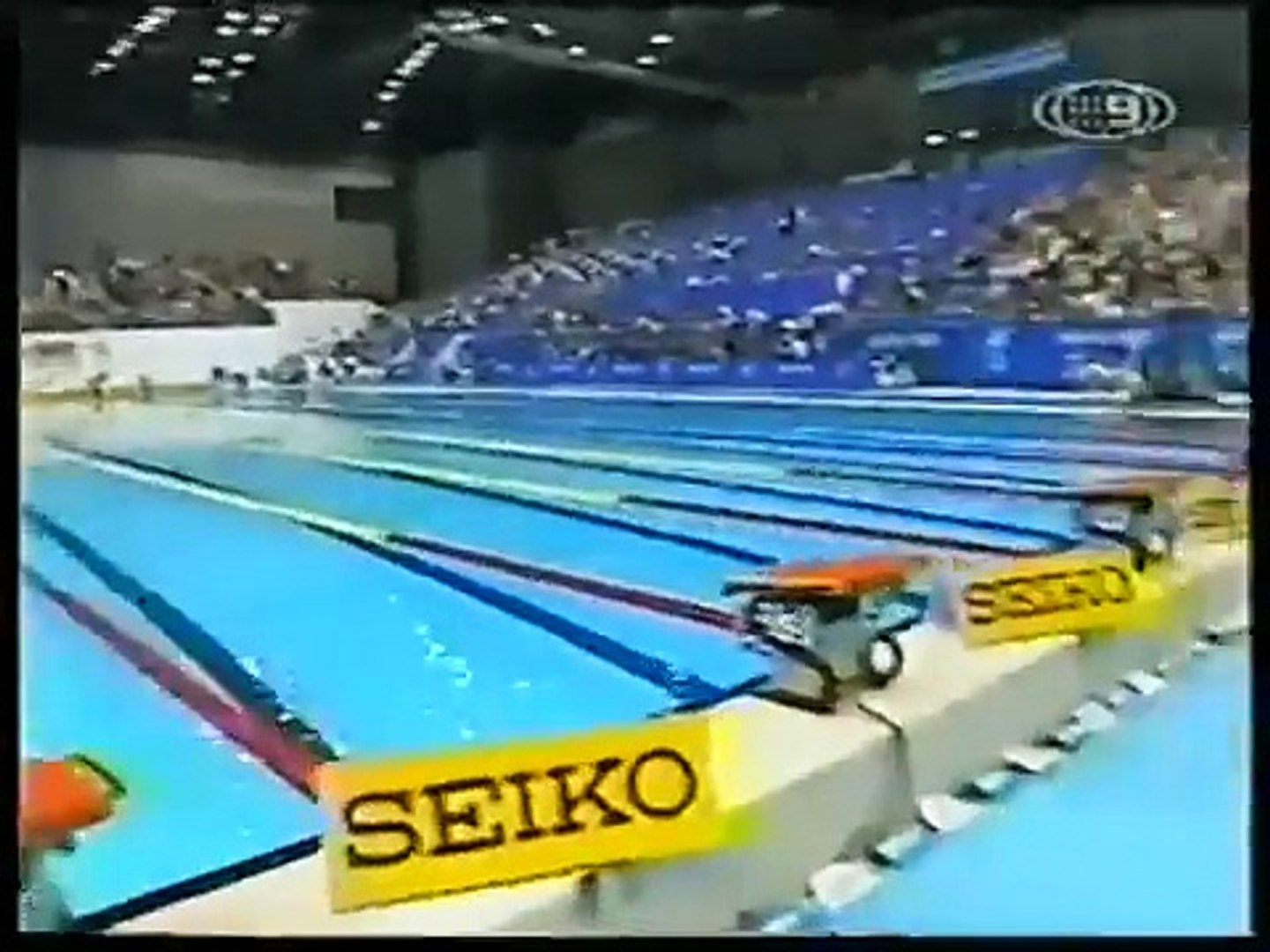 2001 | Geoff Huegill | World Record | 23.44 | 50m Butterfly | 2001 World Champs