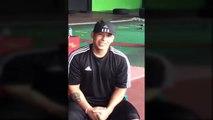 Daddy Yankee Ice Bucket Challenge   Daddy Yankee Reto de la Cubeta de Hielo   se baña agua helada
