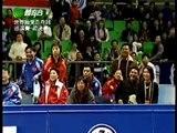 王勵勤 Wang Liqin vs馬琳 Ma Lin--神奇的轉位