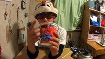 【食品RV】NISSIN CUP NOODLE Chili Crab SEAFOODを食べてみた!