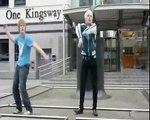 JUMPFORCE UK Tecktonik || This is Tecktonik!