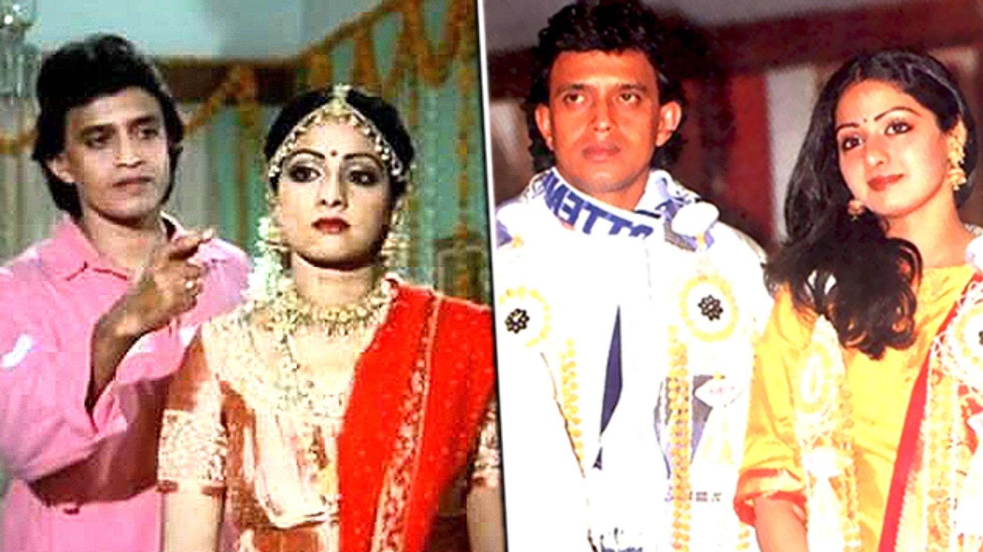Sridevi- Mithun's SECRET Marriage REVEALED - video Dailymotion