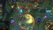 Top moves LCS PlayOffs Summer Split 2015 - Demi finales
