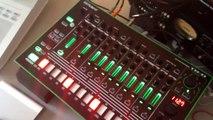 Roland TR-8: Midi Sync + Recording outputs in Ableton Live 9