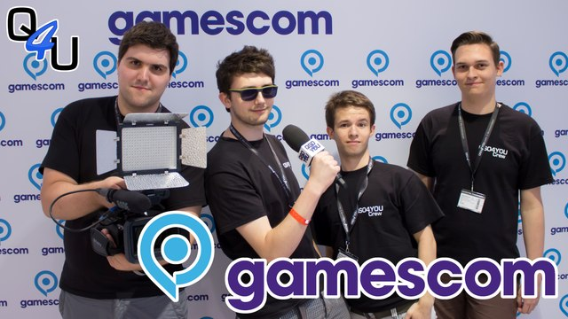gamescom 2015: Best Of (Impressionen)