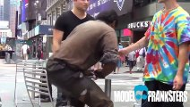TOP 5 Pranks 2014 & Social Experiments - Pranks in the Hood - Pranks Gone Wrong - Kissing Prank