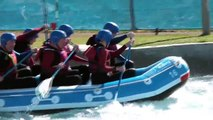White Water Rafting at Lee Valley White Water Cent
