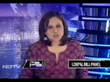 Congress Mouthpiece--Barkha Dutt( of NDTV )--Red Faced-- When Exposed Live on TV !.