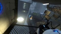 Down The Rabbit Hole Lets Play Portal 2 Episode 9