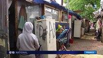 Seine-Saint-Denis : les 300 Roms d'un bidonville inquiets d'une prochaine évacuation