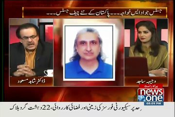 Live With Dr Shahid Masood - 17th August 2015