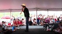 Cody Slaughter sings 'Funny How Time Slipped Away' Elvis Week 2015