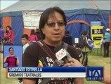 El Verano de las Artes Quito se vivió con intensidad en el parque Itchimbía