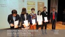 Winners of the International VELUX Award 2012 announced