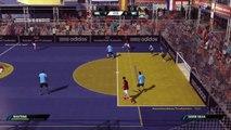 FIFA Street - Panna vidéo - Vidéo dailymotion