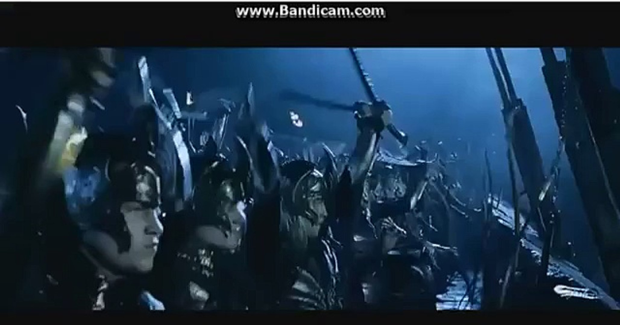 Lord of the Rings The two towers Battle of helm's deep Part 2 HD