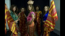 Troupe de danse TILLELI - danse kabyle Berbère