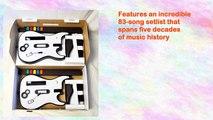 Nintendo Wii Rock Band 3 Game Set w2 Guitars Wireless
