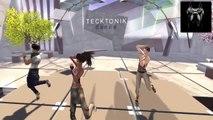 Rheinbeat - Cartoon Tecktonik Dance - Mix - 2013