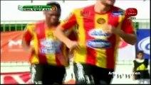 Coupe de Tunisie 2015 1/4 CS de Hammam Lif 2-1 Espérance Sportive de Tunis 16-08-2015 LES BUTS CSHL vs EST