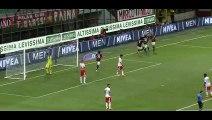 Goal Honda - AC Milan 1-0 Perugia - 17-08-2015 Coppa Italia