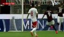 Adriano Amazing Goal AC Milan 2-0 AC Perugia 17.08.2015 HD