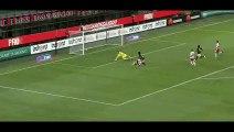 Goal Adriano - AC Milan 2-0 Perugia - 17-08-2015 Coppa Italia