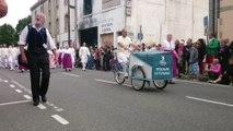 110 ème festival de filets bleus Concarneau
